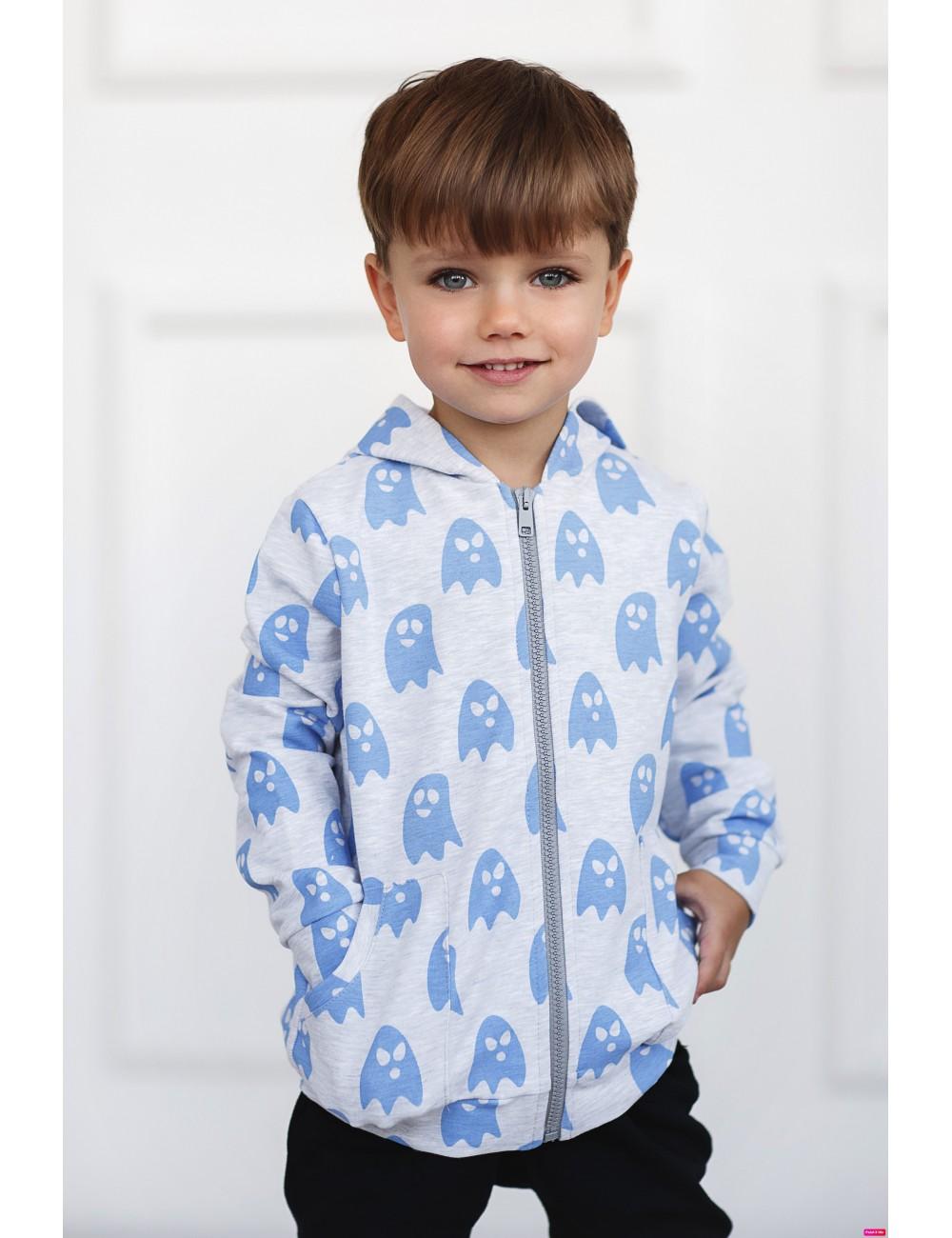 "MINIMI džemperis ""Blue ghost"""