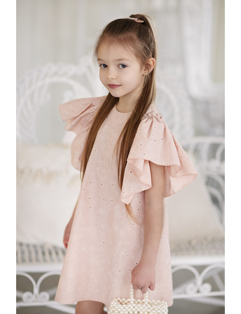 """MINIMI suknelė """"Flower wings"""""""