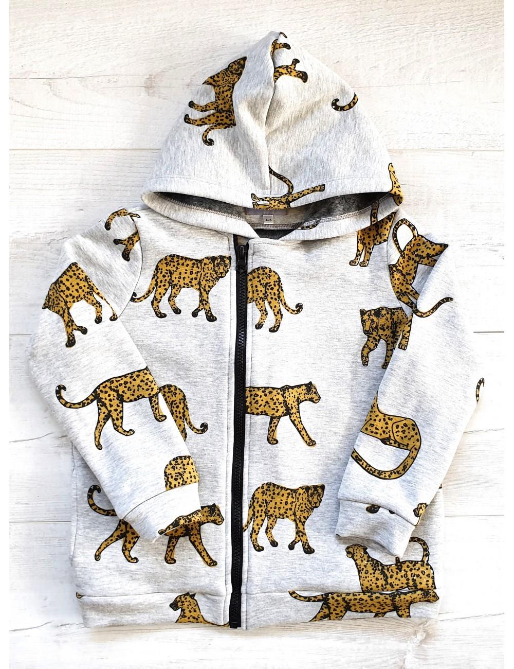 """MINIMI džemperis """"Leopard"""""""
