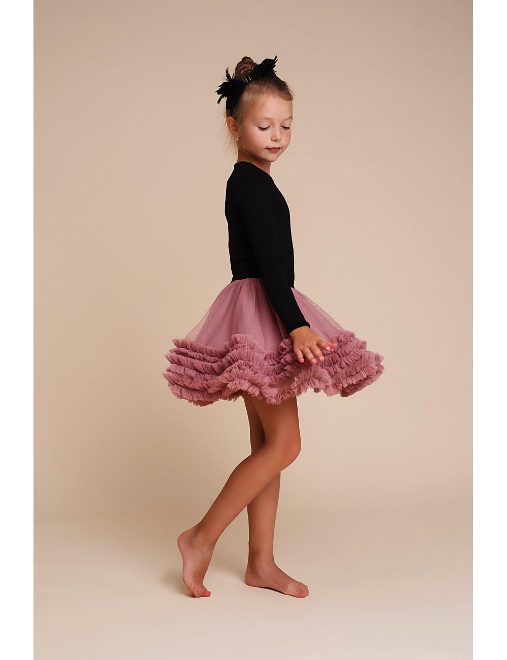 """MINIMI tamsiai rausvas sijonas """"Dance star"""""""
