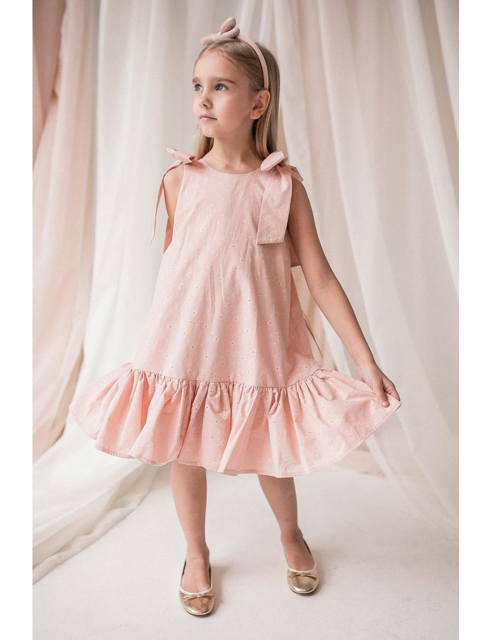 "MINIMI suknelė ""Flower love"""